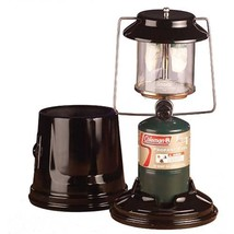 New Coleman 2-Mantle Quickpack Lantern Black 2000003051 - $47.17