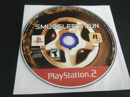 Smuggler's Run - Greatest Hits (Sony PlayStation 2, 2002) - Disc Only!!! - $4.01