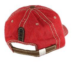New True Religion Men's Premium Classic Trucker Distressed Hat Cap Buddha TR1995 image 8