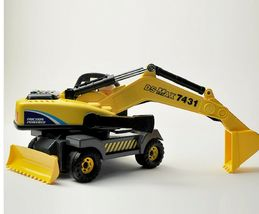 Daesung Toys Melody Dozer Shovel Bulldozer Forklift Car Vehicle Construction Toy image 7
