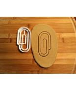 Paper Clip Cookie Cutter/Multi-Size - $6.00+