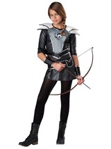 Incharacter Midnight Huntress Cosplay Katniss Halloween Costume Tween 18071 - $27.99