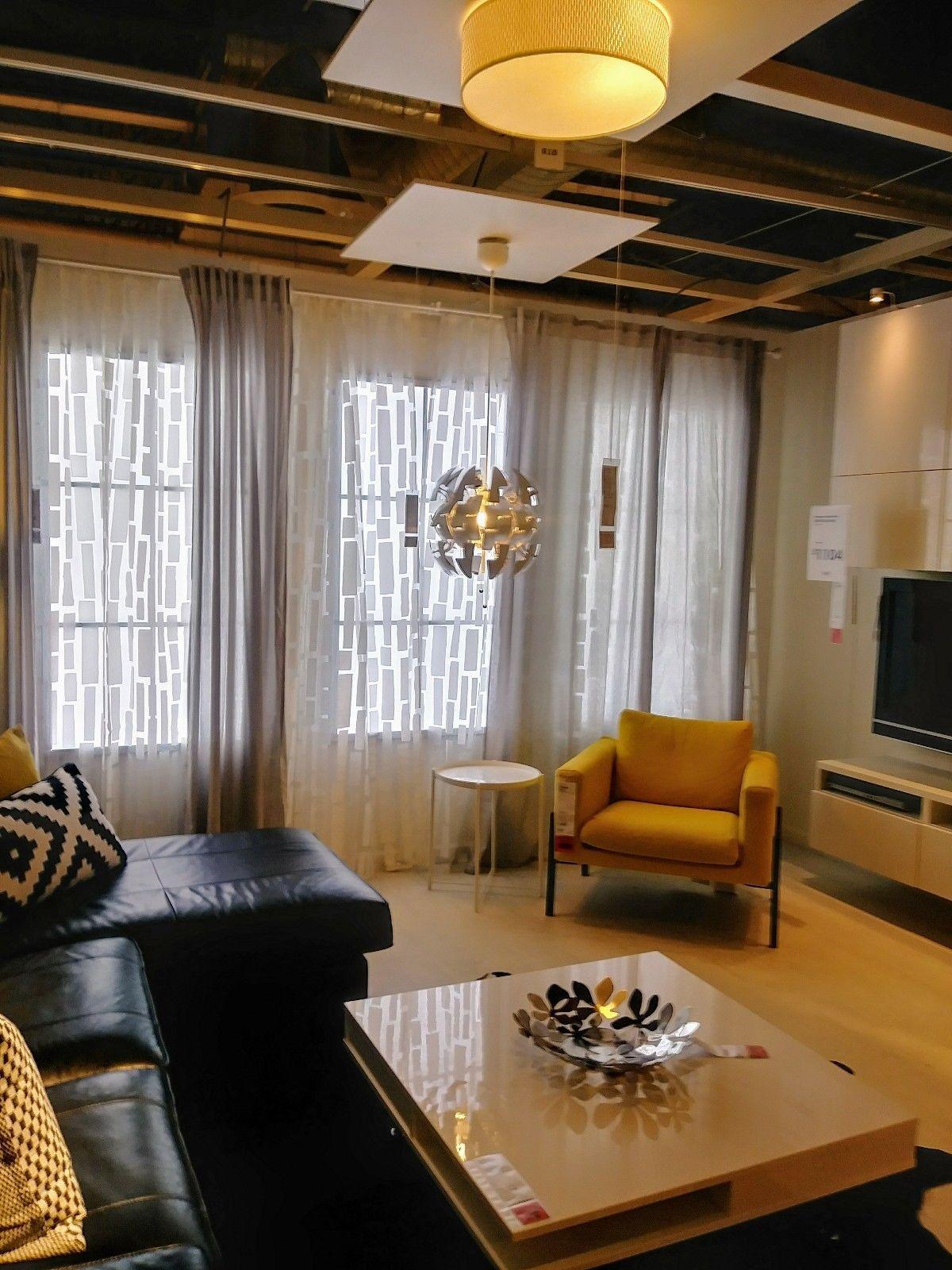 "IKEA PS 2014 FANTASTIC PENDANT LAMP 14 "" DIAMETER WHITE, COPPER COLOR"