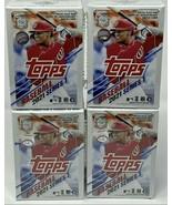 (4) 2021 Topps Baseball Series 1 Cards BLASTER Box BRAND NEW - SEALED - LOT OF 4 - $110.95