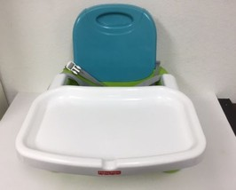 Booster Seat Baby And Toddler High Feeding Chair Portable Table Fisher P... - $19.99