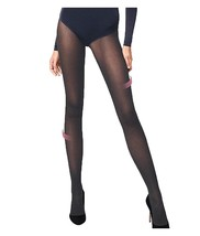 Wolford Womens Travel Leg Support Tights Black Pantyhose Size Small - $4... - €29,24 EUR