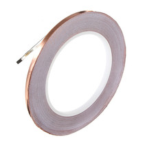 New 1 Roll Single Conductive Copper Foil Tape 5MM X 30M With High Qualit... - £3.05 GBP
