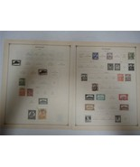 Lot of 21 Vintage Hungary Postage Stamps 1901-1921 - On Page - Make an O... - $11.93