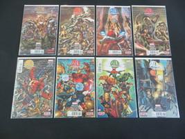 Au Age Of Ultron Books #1-10 & 10AI 11 Issue Complete Set - £16.39 GBP