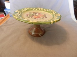 Pears & Grapes Cake Serving Stand for Desserts ... - $39.59