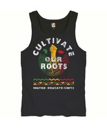 Cultivate Our Roots Tank Top Inspire Educate Unite African American Men'... - $12.47+