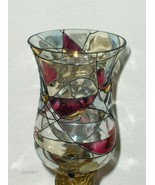 PARTYLITE MOSAIC VOTIVE PEGLITE CUP CANDLE HOLD... - $17.99
