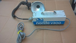 Normark Norlite V200 Power Pack with Head/Reflector Photo Studio Lightin... - $149.95