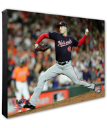 Patrick Corbin Game 7 of the 2019 World Series- 16x20 Photo on Stretched... - $89.99