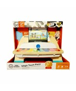 new Baby Einstein Magic Touch Piano Wooden Musical Toy Toddler Toy - $37.24