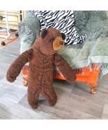 Old Tall Companion Teddy Bear Dress it up Stuffed Animal toy Plush - $99.00