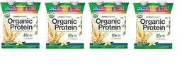 Organic Nutritional Shake, Sweet Vanilla Bean 4 Pack(pack of 4)total 16 - $39.99