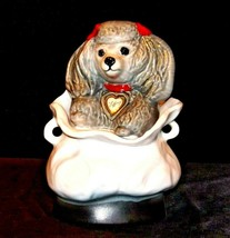 Poodle Decanter 63781 AA19-1531 Vintage image 1