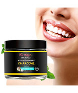 Emage 100% Natural Activated Coconut Charcoal Teeth Whitening Powder Mint  - $10.98