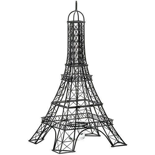 Gallery of Light Inc Eiffel Tower Metalwork Candle Holder