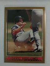 TOPPS1997CARD#53DAVE HOLLINS - $0.99
