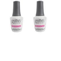 Harmony Gelish Soak-Off Nail Polish-- 2PC FOUNDATION BASE GEL COAT  0.5o... - $32.66