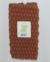 Shaggies Trivet 117777 Copper Cents Color Handmade 100 Percent Cotton image 1