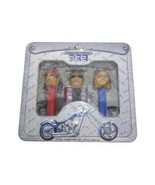 2006 PEZ OCC Orange County Choppers Limited Edition Collector's Tin Gift Set  - $19.79