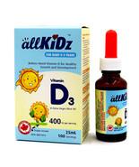 Baby & Kid's Vitamin D3 Drops - 400 IU  - $14.99