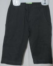 SnoPea Dark Gray Sweat Pants Elastic Waist Two Pockets Size 12 Months image 1
