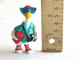 1993 Hallmark Keepsake Ornament Snowbird Tourist Duck Camera Sunglasses ... - $5.69