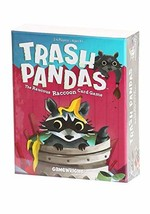 Gamewright  Trash Pandas - The Raucous Raccoon Card Game - 252 - $9.94