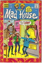 Archie's Madhouse Comic Book #62 Archie Comics 1968 VERY GOOD+ - $7.14