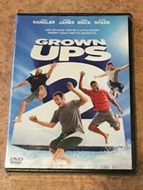 Grown Ups 2 (DVD, Adam Sandler, Chris Rock, 2013) BRAND NEW / FACTORY SE... - $5.99