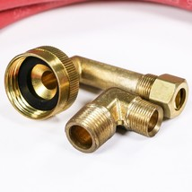 W10278626RP Whirlpool Water Line Kit OEM W10278626RP - $23.71