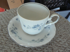 Johann Haviland Blue Garland cup and saucer 22 available - $5.89
