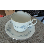 Johann Haviland Blue Garland cup and saucer 22 available - $5.89