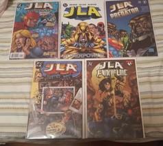 JLA: showcase, superpower, vs. predator, welcome to the working week, wi... - $30.00