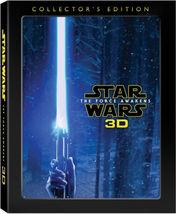 Star Wars: The Force Awakens (3D + Blu-ray + DVD)