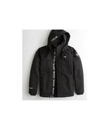 Hollister Men's Fleece-Lined Jacket Black Size L NWT - $78.21
