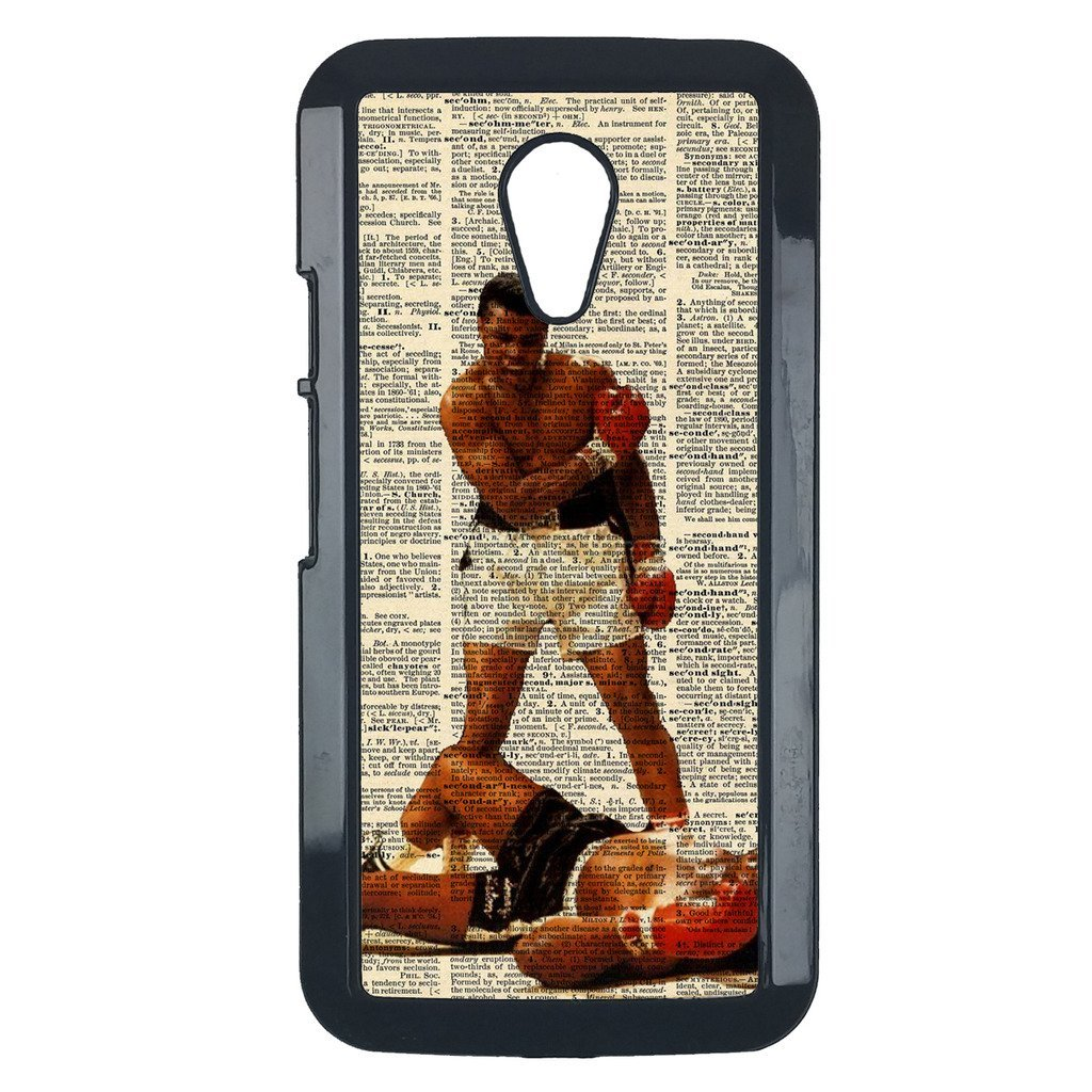 Muhammad Ali Motorola Moto X case Customized Premium plastic phone case, design