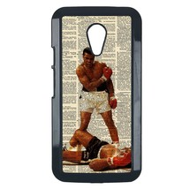 Muhammad Ali Motorola Moto X case Customized Premium plastic phone case,... - $10.88