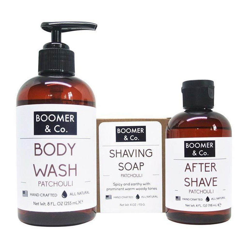 Uli mens grooming kit all american natural made bath body wash boomer co punky liquid lotion 749