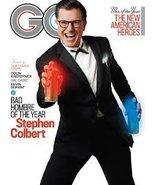 GQ Magazine (December, 2017) Men of The Year Issue Stephen Colbert Cover... - $16.82