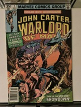 John Carter Warlord of Mars #7  dec 1977 - $6.62