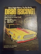 Vintage June 1974 Issue Of DRAG RACING Magazine Exclusive Dyno Don's Mus... - $12.86