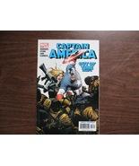 Captain America #3  VF/NM Condition Marvel Comics 2005  - $8.00