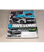 Motor Trend October 2014 Car Truck Magazine Future Sport & Muscle Go Hea... - $9.05