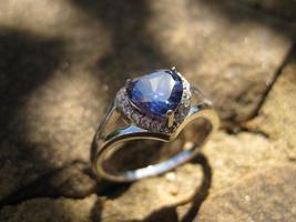 Haunted Blue Lava Djinn Love Binding Ring Moonstar7spirits - $111.11