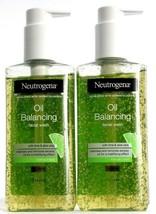 2 Neutrogena Refreshingly Clean Facial Wash  Pink Grapefruit Blemish Pro... - $26.99